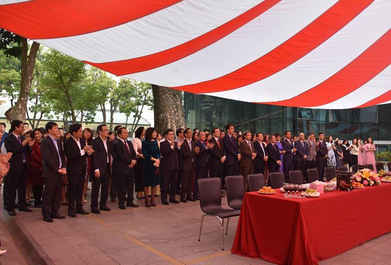 Lãnh đạo Bộ Tư pháp gặp mặt đầu xuân Kỷ Hợi 2019