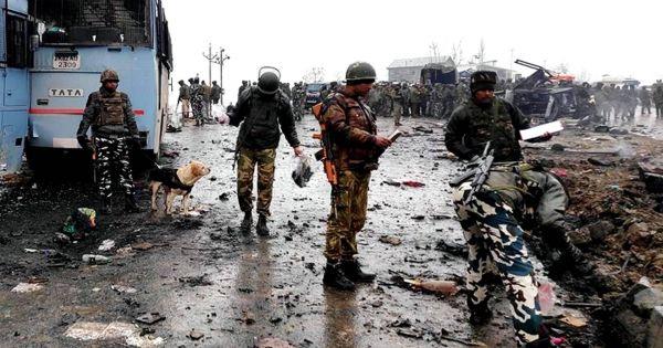 Đánh bom liều chết ở bang cực bắc Ấn Độ, nhiều cảnh sát thiệt mạng