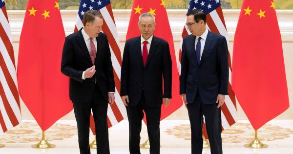 Đàm phán thương mại Mỹ - Trung chưa đạt được nhiều đột phá