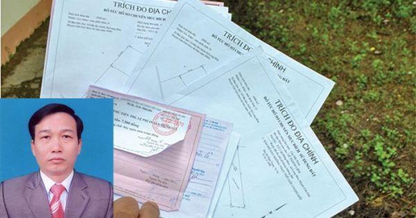 Đề nghị truy tố cựu Phó chủ tịch thành phố Việt Trì do sai phạm đất đai