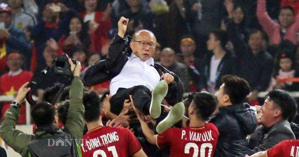 HLV Park đã trở lại Việt Nam làm việc