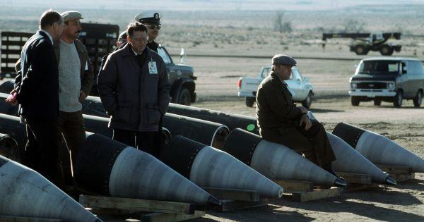 Trung Quốc bác bỏ khả năng cùng tham gia Hiệp ước INF