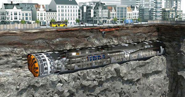 Tuyến metro Nhổn - ga Hà Nội sẽ tiếp tục thi công bằng robot đào hầm