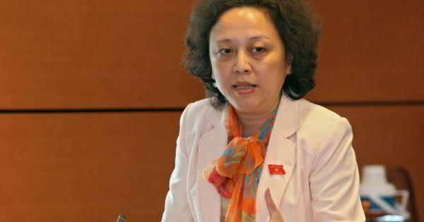Bà Phạm Khánh Phong Lan: Có việc dùng vôi xây dựng tẩy trắng nội tạng