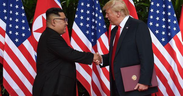 Trump đề cập khả năng nới lỏng trừng phạt nhằm vào Triều Tiên