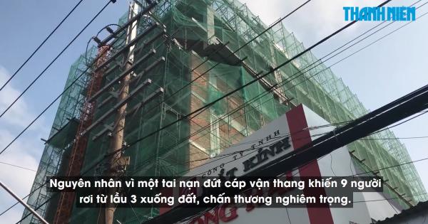 """Giận dữ vì công trình bị đình chỉ vẫn lén lút """"phóng"""" sắt nhọn vào nhà dân"""