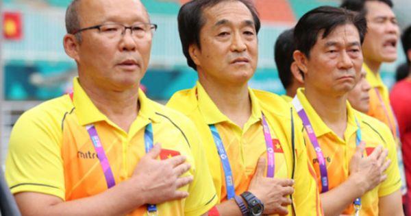 Trợ lý thầy Park chính thức nắm U22 Việt Nam ở SEA Games 30
