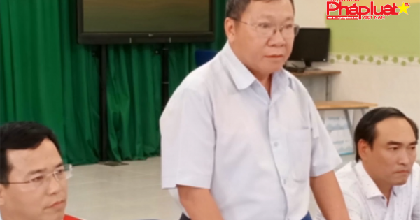 Bà Rịa – Vũng Tàu: Kỷ luật hàng loạt giáo viên Trường mầm non Phú Mỹ