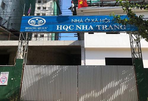 Công ty Địa ốc Hoàng Quân vi phạm bán nhà ở xã hội cho người nước ngoài