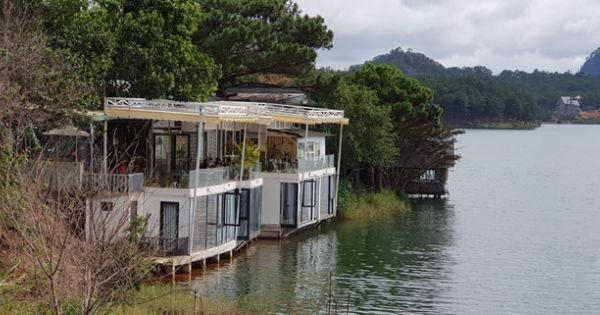 Lập đoàn kiểm tra tình trạng xâm hại di tích quốc gia hồ Tuyền Lâm