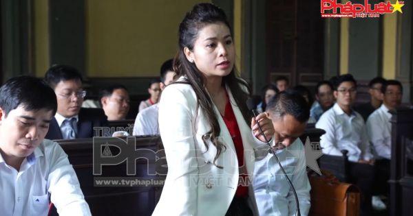 Toàn cảnh phiên tòa xử vụ ly hôn triệu đô vợ chồng Trung Nguyên (phần 10 ngày 21/2/2019)