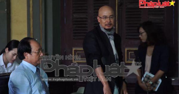 Toàn cảnh phiên tòa xử vụ ly hôn triệu đô vợ chồng Trung Nguyên (phần 7 ngày 21/2/2019)