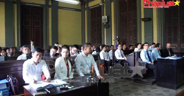 Toàn cảnh phiên tòa xử vụ ly hôn triệu đô vợ chồng Trung Nguyên (phần 8 ngày 21/2/2019)