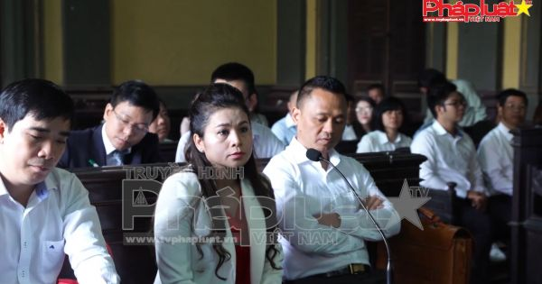 Toàn cảnh phiên tòa xử vụ ly hôn triệu đô vợ chồng Trung Nguyên (phần 9 ngày 21/2/2019)