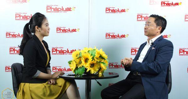 Giao lưu cùng Doanh nhân Trần Văn Chín, Chủ tịch HĐQT VMC Group - Người Tiên Phong trong lĩnh vực ứng dụng công nghệ kỹ thuật ngầm