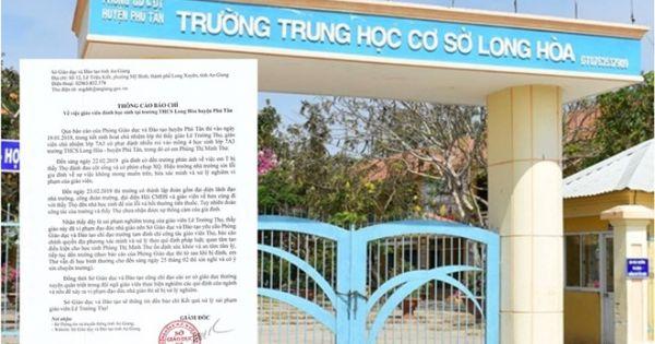 Vụ thầy giáo bị tố đánh nữ sinh vẹo cột sống: Bệnh viện lên tiếng