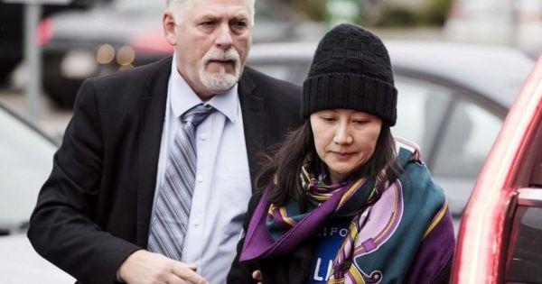 Giám đốc Tài chính Huawei khởi kiện chính phủ Canada