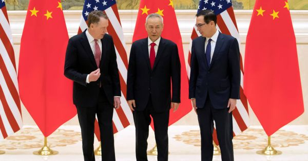 Đàm phán tiến triển, xung đột thương mại Mỹ - Trung hạ nhiệt