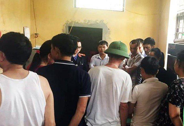 """Công an vào cuộc vụ nghi trường mầm non cho trẻ ăn """"thịt bẩn"""" ở Bắc Ninh"""