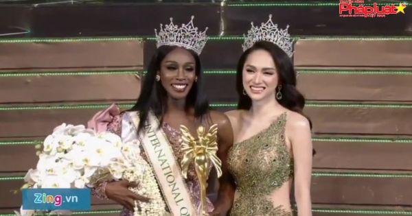 Đại diện Mỹ bất ngờ đăng quang Hoa hậu Chuyển giới Quốc tế 2019, Đỗ Nhật Hà dừng chân ở top 6