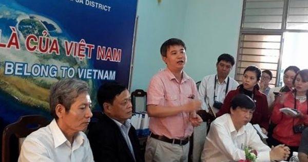 Viết sai sự thật lên Facebook, ông Trần Đức Anh Sơn bị khai trừ Đảng