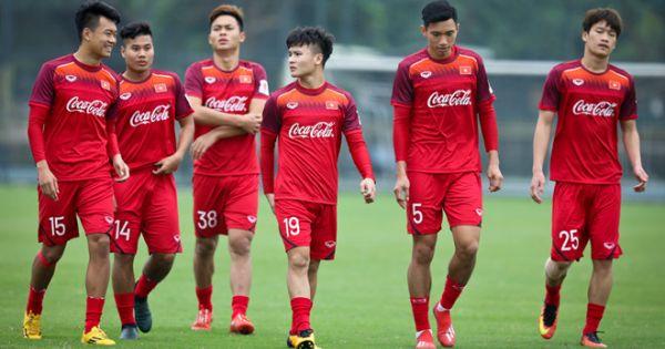 VOV, VTC độc quyền phát sóng vòng loại U23 châu Á tại Hà Nội