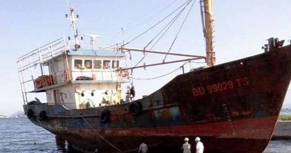 Vụ 12 tàu cá vỏ thép vừa đóng đã hỏng: Giám đốc làm giả hồ sơ