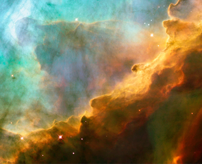 Con người đã tìm ra cân nặng của cả thiên hà