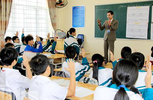 Hàng nghìn giáo viên bị thu 10.000 đồng mỗi quyết định nâng lương