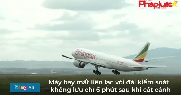 Vụ rơi máy bay ở Ethiopia: Toàn bộ 157 hành khách và phi hành đoàn đều thiệt mạng