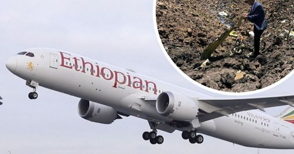 Vụ rơi máy bay tại Ethiopia: Ít nhất 19 nhân viên LHQ thiệt mạng