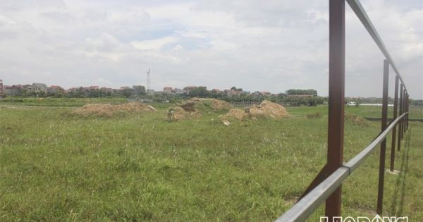 Thủ tướng yêu cầu kiểm tra 2.000 ha đất dự án bỏ hoang tại Mê Linh