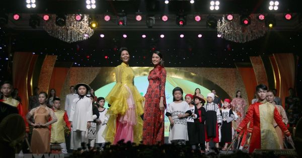 Bế mạc Lễ hội Áo dài 2019, điểm nhấn quảng bá du lịch Việt Nam