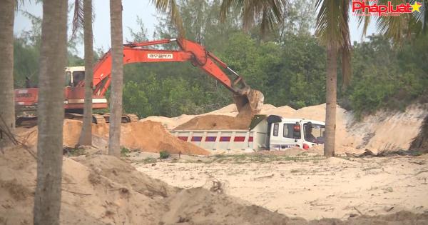 Kiên Giang: Cần có biện pháp xử lý triệt để nạn khai thác khoáng sản trái phép