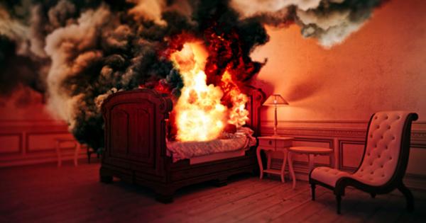 Người tự bốc cháy - hiện tượng bí ẩn trong lịch sử