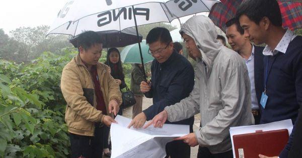 Bộ trưởng Lê Thành Long kiểm tra thực tế một số dự án xây dựng