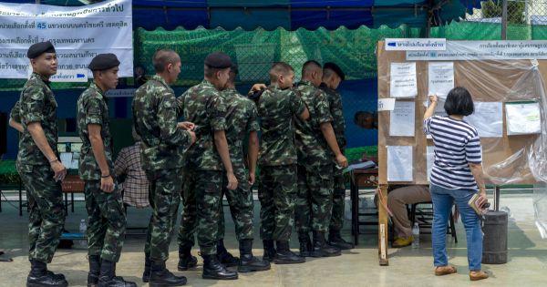 Bầu cử Thái Lan 2019: Đảng thân chính phủ quân đội nắm lợi thế lớn