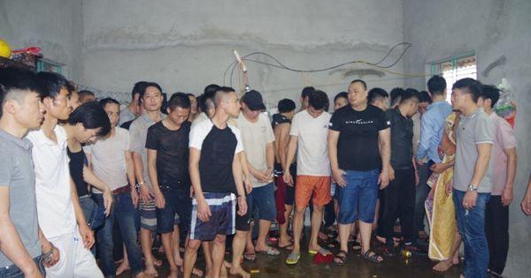Hưng Yên: Triệt phá sới bạc khủng, bắt 42 đối tượng