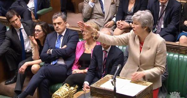 Quốc hội Anh lần thứ 3 bác bỏ thỏa thuận Brexit của Thủ tướng May