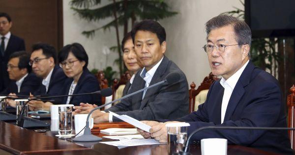 Tổng thống Hàn Quốc: Mỹ, Triều Tiên đều quyết tâm đàm phán phi hạt nhân hóa