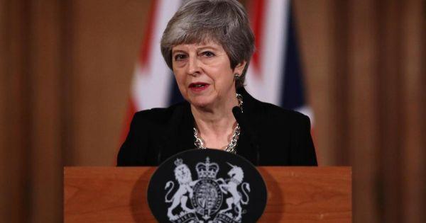 Thủ tướng Anh đề nghị lùi Brexit đến cuối tháng 6