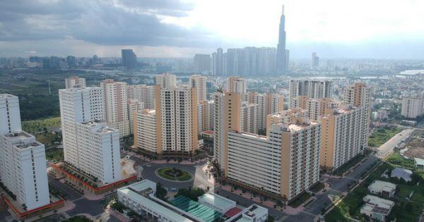 Hàng ngàn căn hộ tái định cư bỏ hoang ở TP HCM