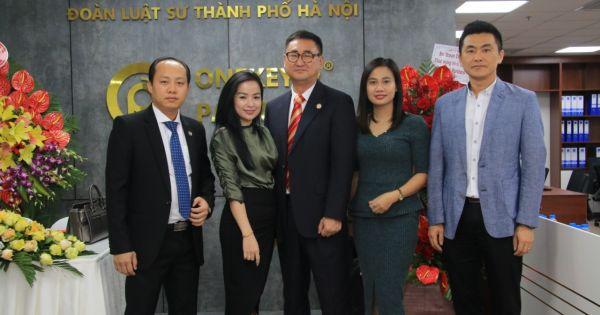 Onekey & Partners chính thức ra mắt trụ sở sau 5 năm thành lập