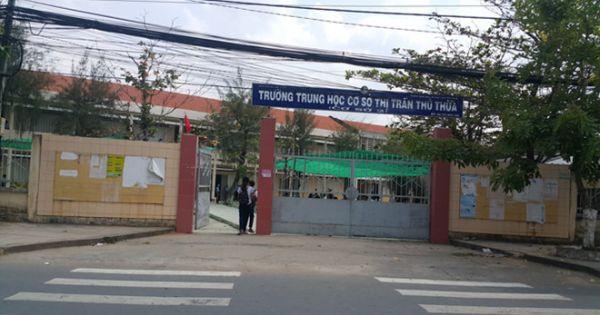 Hàng chục học sinh hút shisha trong trường học