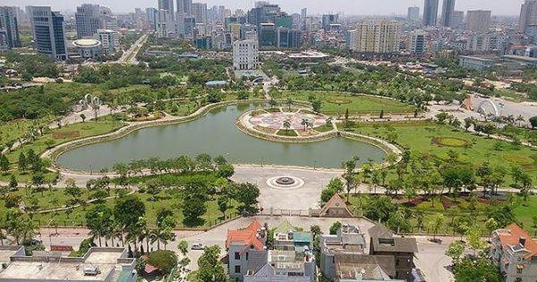 """Hà Nội phải báo cáo Thủ tướng vụ xin """"xén"""" đất công viên làm bãi xe ngầm"""