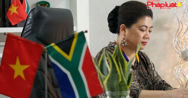 Kỷ niệm 10 năm Lãnh Sự Nam Phi tại TP Hồ Chí Minh