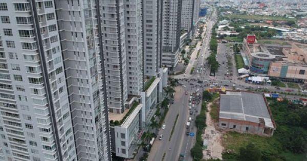 Tiếp tục siết cho vay mua nhà đất, căn hộ cao cấp từ 3 tỉ đồng trở lên