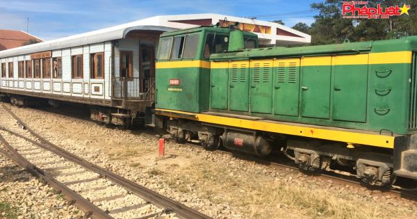 17.200 tỉ đồng khôi phục đường sắt răng cưa Tháp Chàm - Đà Lạt