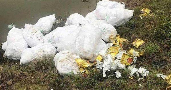 Nhóm người vứt gần 1 tấn ma túy ngoài đồng: Truy bắt nghi phạm Đài Loan cầm đầu