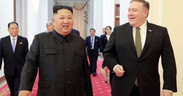 Triều Tiên đề nghị thay thế ngoại trưởng Mike Pompeo trong đàm phán hạt nhân